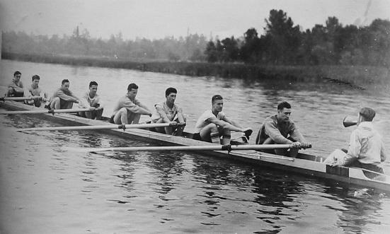 1936 Boys in the Boat