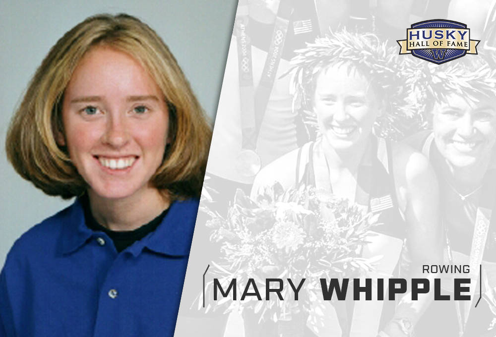 Mary Whipple UW Hall of Fame